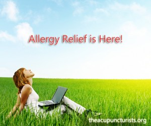 Acupuncture and Allergy South Florida