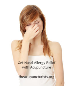 acupuncture nasal allergy relief south florida