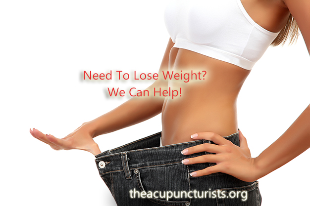 Losing Weight with Acupuncture