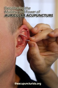 Auricular Ear Acupuncture, South Florida