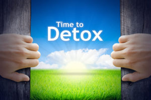 liver detox with nutritious foods