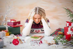 Reduce Stress of Holidays with Acupuncture