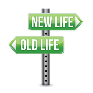 old life to new life with tcm