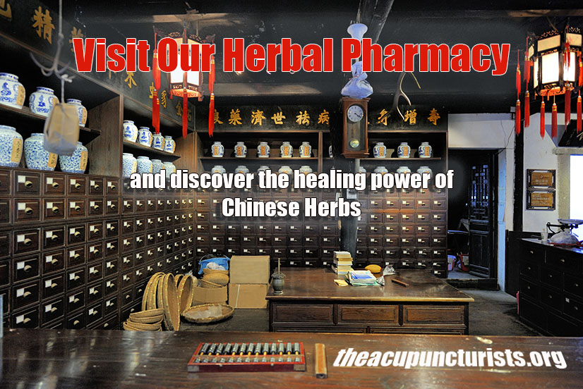 Chinese Herbal Pharmacy in Margate, Coconut Creek and Coral Springs Florida