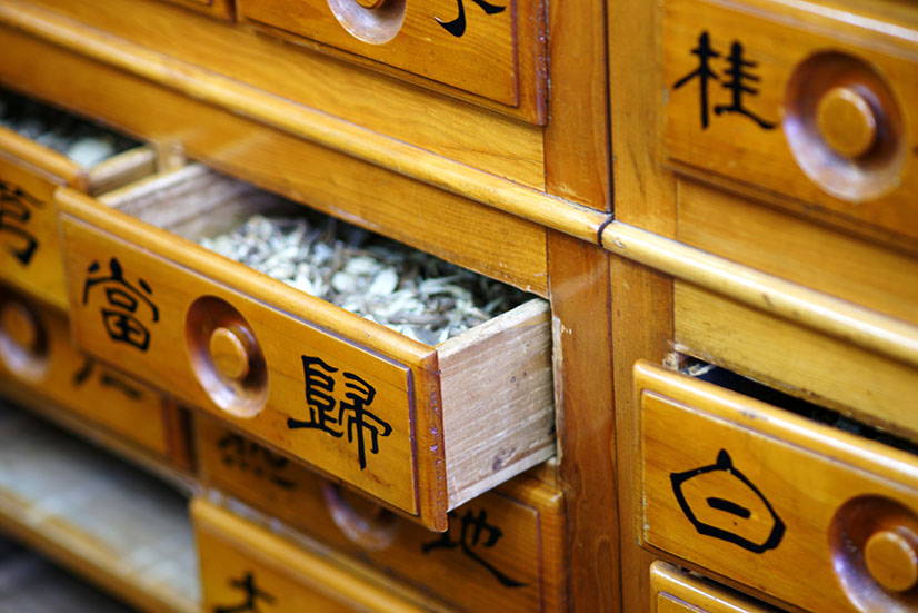 Traditional Chinese Herbal Medicine in South Florida