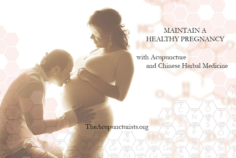 Maintain a Healthy Pregnancy with Acupuncture and Chinese Herbs in Coral Springs and Coconut creek Florida