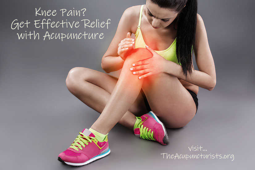 Acupuncture for Knee Pain in Coral Springs, Coconut Creek and Margate Florida