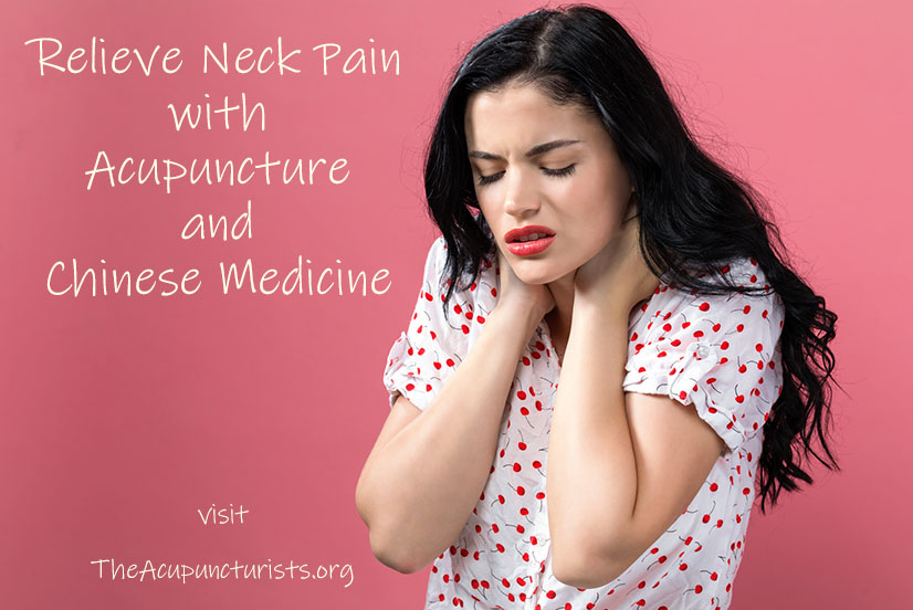 Acupuncture for Neck Pain in Coral Springs, Coconut Creek, Margate Florida