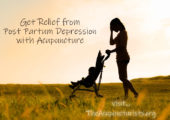 Acupuncture, TCM and Post Partum Depression