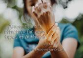 Acupuncture and Arthritis