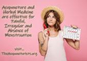 Acupuncture and Irregular Menstruation